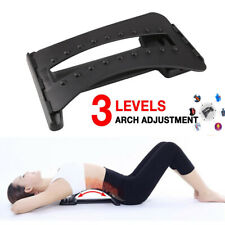 Maintain Spine Vertebrae Magic Back Stretcher Lumbar Waist Support Pain Reliever
