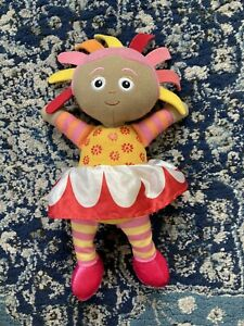 "In The Night Garden Talking Singing Upsy Daisy Soft Toy 10"" VGC SWEET plush"