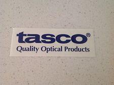 HUNTING OPTICS TASCO STICKER- 4WD WINCHESTER BROWING TOYOTA BENETTA GUNS BULLET
