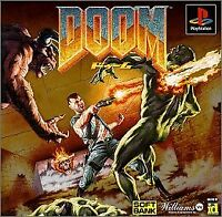 USED PS1 PS PlayStation 1 DOOM