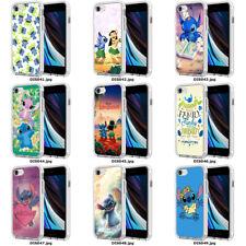 LILO AND STITCH CUTE DISNEY MOVIE OHANA PHONE CASE COVER TPU APPLE iPhone DIS04