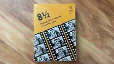 8 1/2 Federico Fellini, Director Rutgers Films in Print Screenplay book