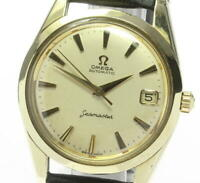 OMEGA Seamaster cal,562 antique Silver Dial Automatic Men's Watch_604692