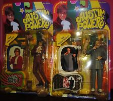 "PAIR OF AUSTIN POWERS FIGURES DR EVIL & AUSTIN YOURS FOR ""ONE MILLION DOLLARS"""