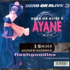 DOA Dead Or Alive 3 AYANE 1/6 Painted Cold Cast Statue Figure EPOCH HTF