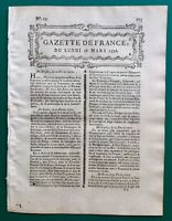 New-York USA 1776 Halifax Boston États Unis Saint Jean de Luz Saint Malo Howe