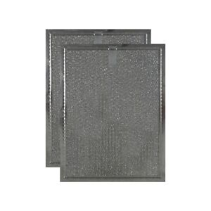 (2-PACK) Compatible With GE AP2011114, 24885, PS242231 Grease Microwave Filters