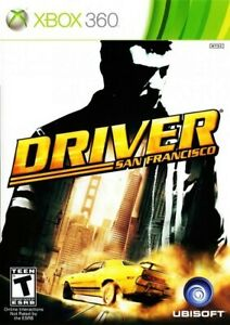Driver: San Francisco - Xbox 360 Game