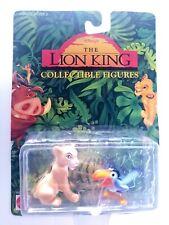 The Lion King Collectible Figures 66381 Nala & Zazu Vintage 1994