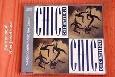 Chic Mystique - 7 tracks -  Boitier neuf - CD maxi-single