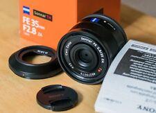 Sony Zeiss Sonnar T SEL35F28Z Lente 35-35mm F/2.8 za FE