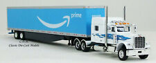 Peterbilt 389 Tractor w/Amazon Prime 53' Trailer Ho 1/87 Scale Tns151-6597