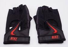 Nike Women's Pro Elevate Training Gloves Black/Sunburst Medium