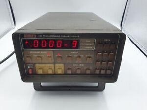 Keithley 220 Portable Benchtop Programmable Current Source Unit