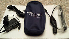 NEW OEM Magellan eXplorist XL USB Cable, Case, Home & Car Power adapter Cables