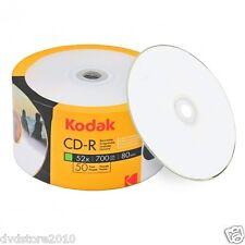 Kodak CD -R 52X Full surface Printable Shrink inkjet 80 minuti 700 MB K1230150