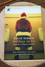 """D.Sedaris """"Holidays on Ice"""" bitterböse Weihnachtsgesch. TB Übersetzer H.Rowohlt"""