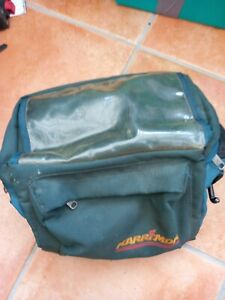 Karrimor Bar Bag with Map Pocket and Rixen & Kaul fittings