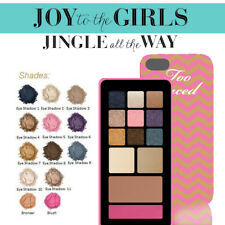 Sephora Exclusive TOO FACED Jingle all the Way Eyes & Face Palette+iPhone 5 Case