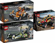 LEGO Technic 42104 Renn-Truck 42103 Rennauto 42101 Strandbuggy N1/20