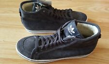 WOMENS ADIDAS HONEY MID HI TOP TRAINERS SIZE 6.5 UK 40 EUR