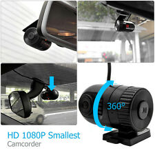 Smallest Dash Cam HD 1080P Camcorder In Car Camera Video Recorder DVR G-sensor