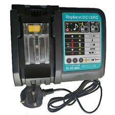 Rapid Battery Charger for Makita BL1830 BL1840 BL1850 BL1860 7.2V-18V 3A UK