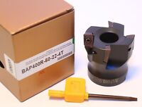 FP 50A-SE4R45-4T NEW 50mm 22mm 45° Shell Face Mill insert type CUTTER CNC conv
