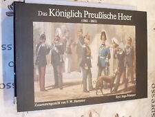Das Königlich Preußische Heer 1861-1865