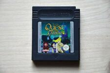 Quest for Camelot - Game Boy Color - Game Only  *TESTED & WORKING*