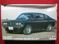 1973 Toyopet Toyota Corona Mark II-L HT 1:24 Doyusha Motorized Nostalgic Heroes