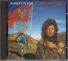 ROBERT PLANT (Now and Zen)  Envio 1-4 Cd´s 4euros