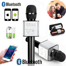 Q9 Wireless Microphone Mic Speaker Bluetooth Player KTV Karaoke For IOS Android