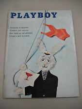"""""""PLAYBOY"""" 7/59 FINE! VVETTE VICKERS CF! CHARLES BEAUMONT STORY! JAZZ REVIEW!"""