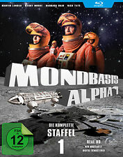 Mondbasis Alpha 1 - Staffel 1 komplett 1-24 (Extended Version) REAL HD, BLU-RAY