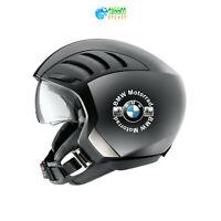 2 Adesivi BMW Motorrad per casco bicilindrico 2V stickers vinile moto pegatinas