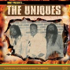 The Uniques - 14 REGGAE Tracks - Reggae Music - Winston Niney Holness - CD NEW
