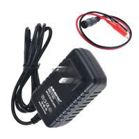12v Power Adaprter Charger for Moultrie Wildlife Feeder 12V Battery supply