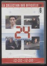 NEUF DVD 24 HEURES CHRONO 2 EPISODES SOUS BLISTER SERIE TV ACTION
