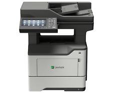 Lexmark Network Ready Print/copy/scan/fax Duplex 47 PPM 1.2 GHz Quad-core 2g