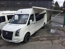 Volkswagen crafter campervan / sporthome / racevan / day van NO VAT!