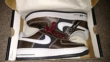 Nike Air Jordan Air Force 1 Premium UT NEGRO LEAGUE NY CUBANS  313461 001 Size 9