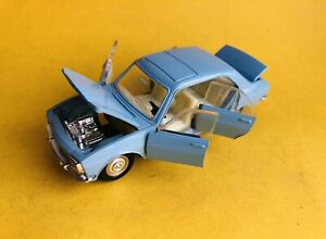 French Dinky Toys 1415 Peugeot 504 Made In France exceptional