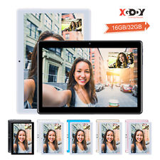"Xgody 10"" Inch Android Tablet PC 16/32GB Quad Core HD WIFI Dual Camera 10.1"" Tab"