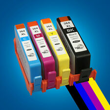 4 Ink Cartridge for HP 364XL Deskjet 3070A 3520 3522 3524 Officejet 4610 4620