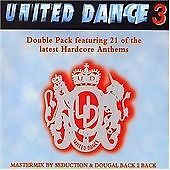 VARIOUS ARTISTS United Dance 3 DOUBLE CD mixed by Seduction and Dougal BRAND NEW