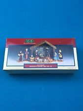 Lemax Village Collection NATIVITY SCENE Set of 12 Poly-Resin