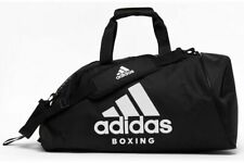 Adidas Boxing Or Karate Holdall Martial Arts Gym Bag Kit Black