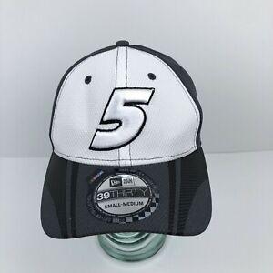 New Era 39Thirty Nascar Kasey Kahne #5 Fitted Hat Small/Medium New