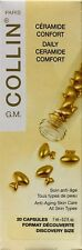 G.M. Collin Daily Ceramide Comfort (20 Capsules) - 7 ml / 0.2 oz  (Exp. 3 / 19)